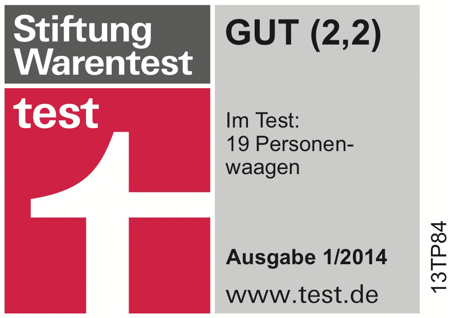 Küchenwaagen Stiftung Warentest ~ awards